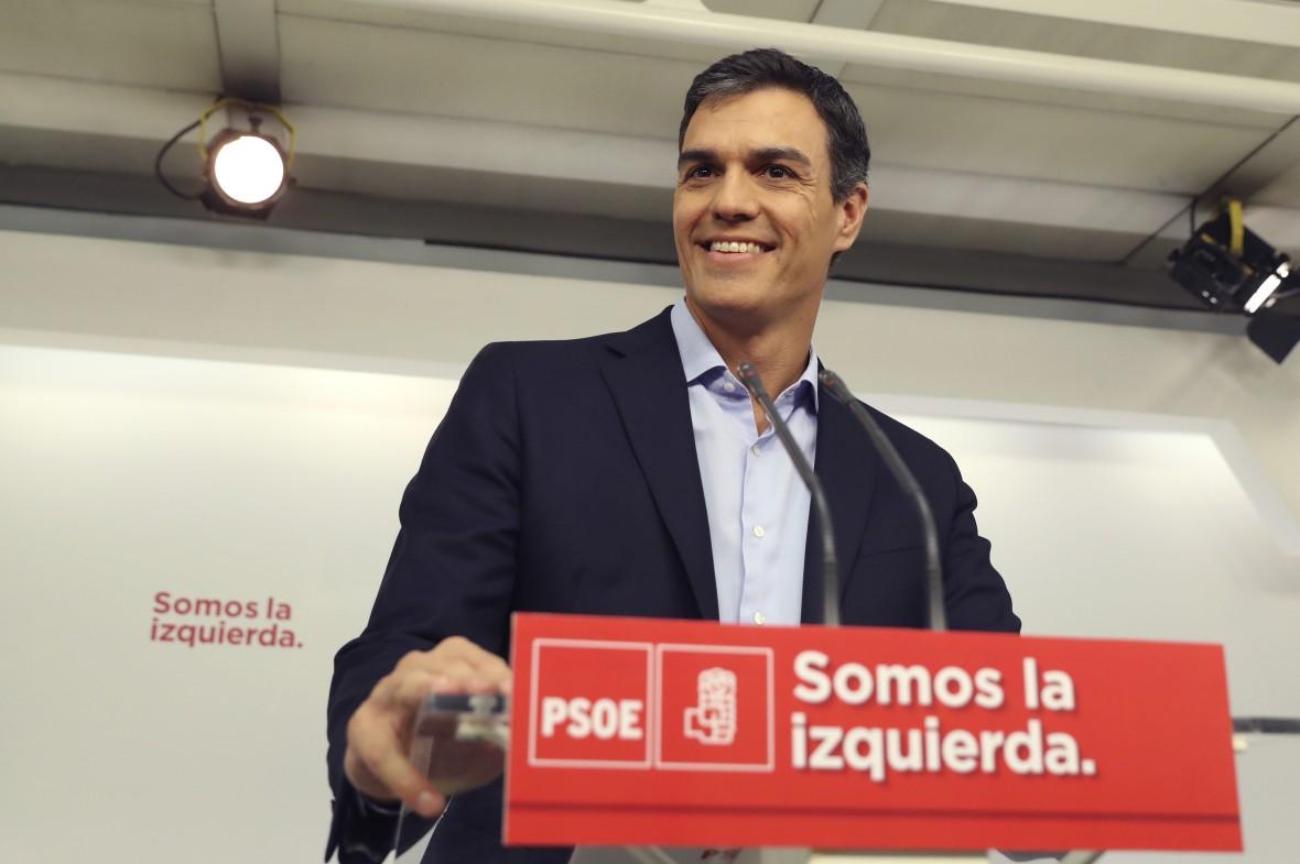 RP DE PEDRO SÁNCHEZ TRAS REUNIRSE CON EL REY